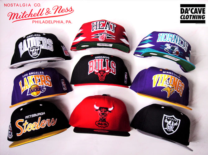 b7ecf794f16 Mitchell   Ness Snapbacks now available at Dacave store Singapore ...