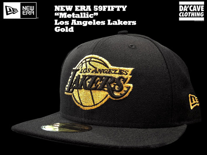 2 new fitted caps from New Era just came in. Toronto Raptors and LA Lakers.  Metallic gold embroidery on Black. All sizes from 6 3 4 till size 8  available. 73d43a95177