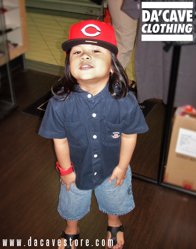 Never too young to rock fitted hats  c5741157dba