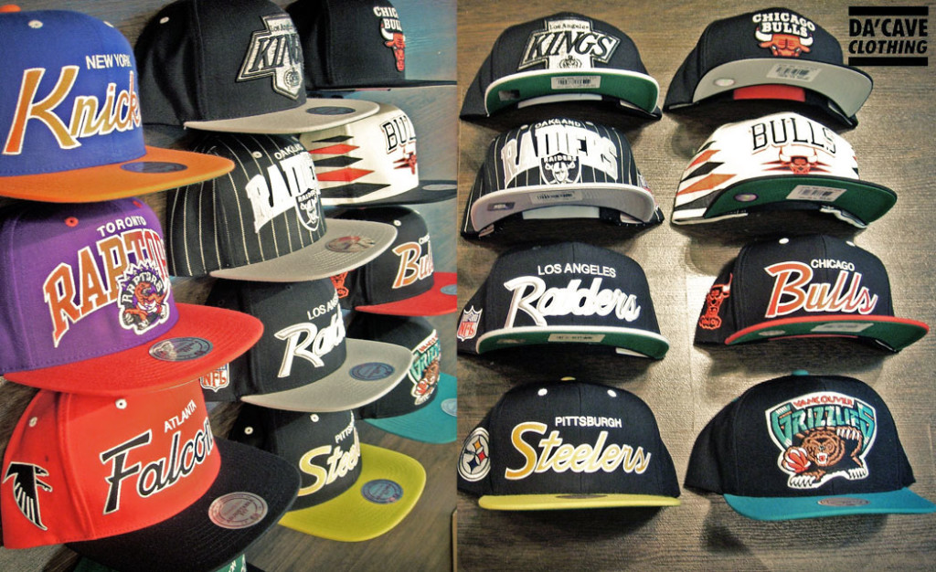 Mitchell   Ness Snapbacks available in store May 17th Thursday. 2c24677f508