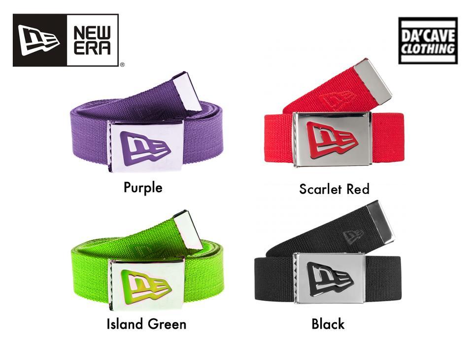 New Era brand Belts