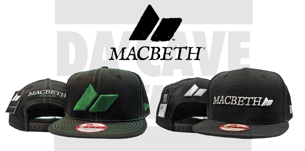 fac99f78b4e MACBETH x New Era 9fifty Snapbacks