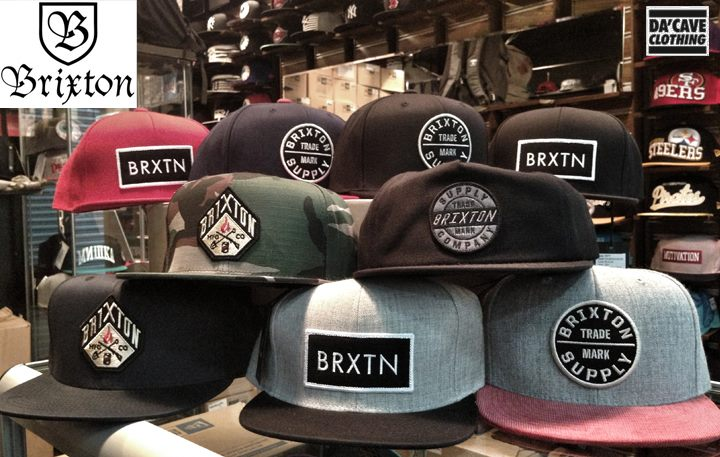95e32a0cea3 The latest collection of Brixton Snapbacks and Hats are now available at  Dacave store Singapore.