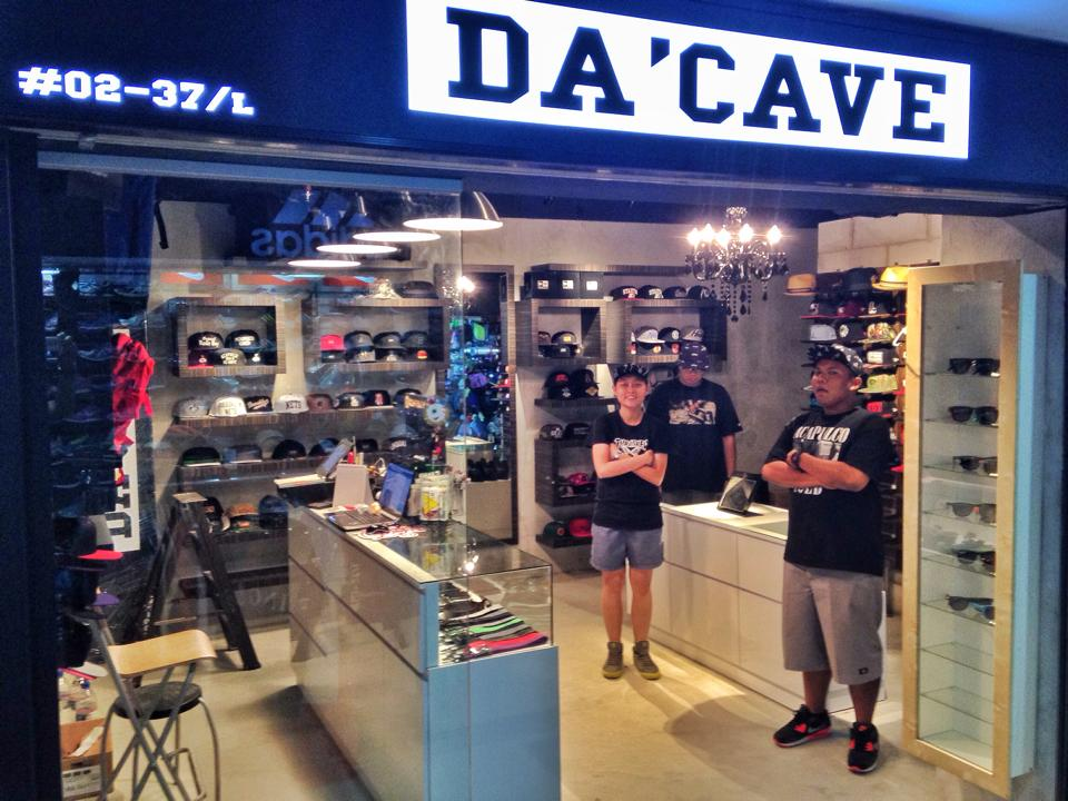 dacave store singapore