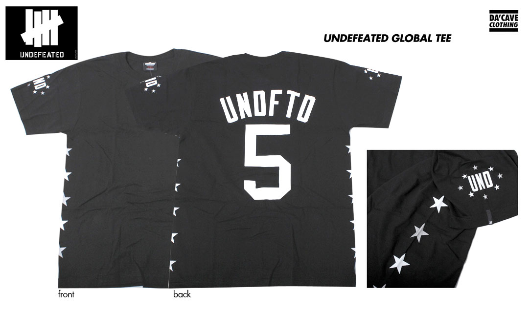undefeated-global-tee