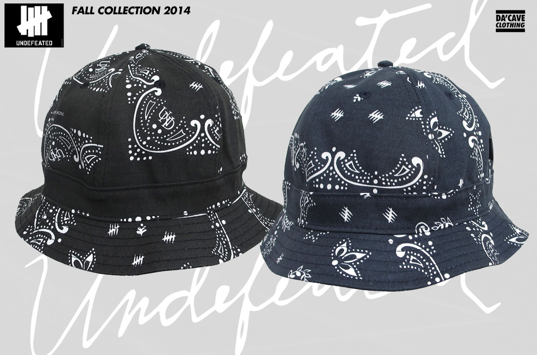 9acbc1057 Undefeated (UNDFTD) Fall 2014 headwear Collection | Da'Cave Store ...