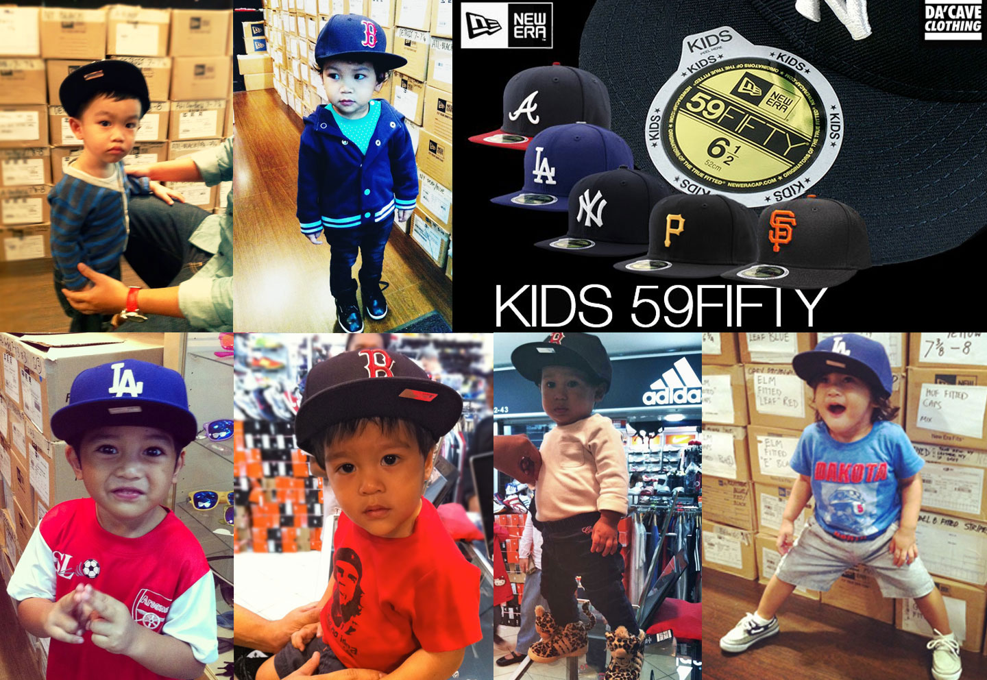 New Era On field cap 59fifty restocks at Dacave store  1f4f3cc6a56