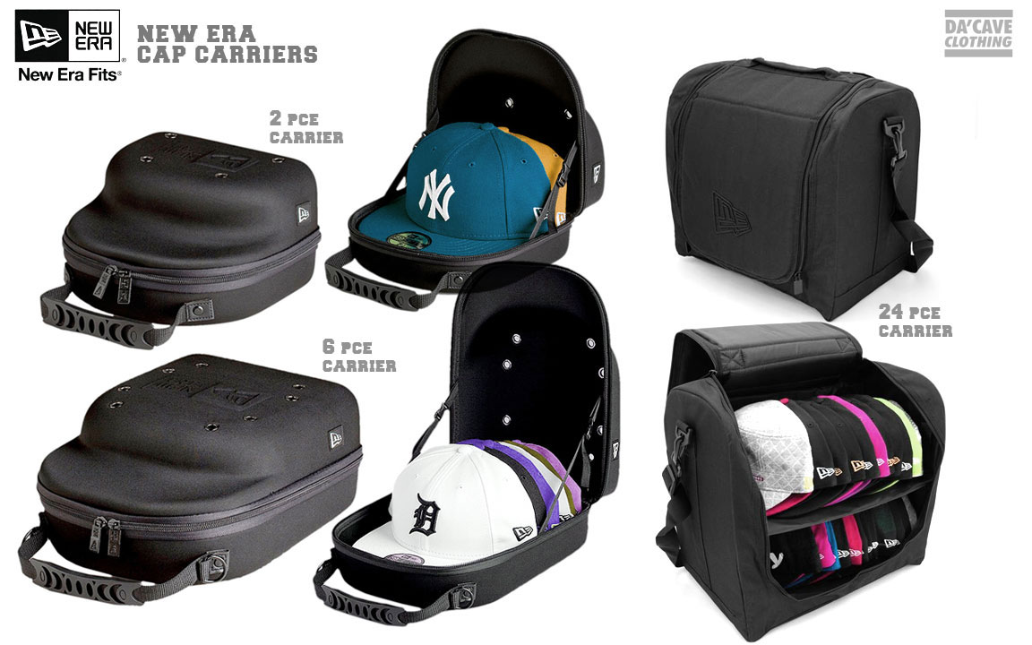 New Era Cap Carriers In Singapore Da Cave Store Singapore