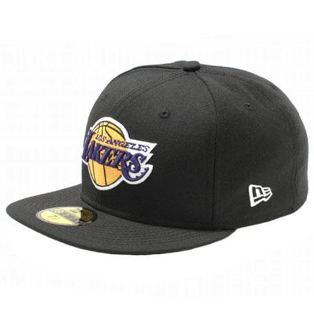 save off cb5e1 372e3 Los Angeles Lakers NBA Hardwood Classic 59FIFTY Cap