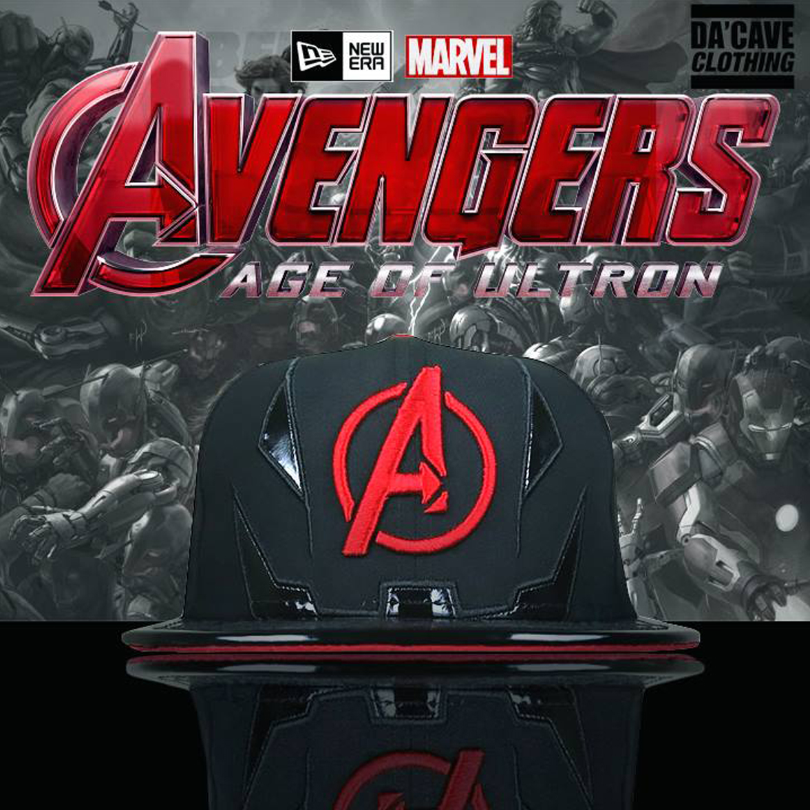 Avengers And Star Wars New Era Caps Available Now Da