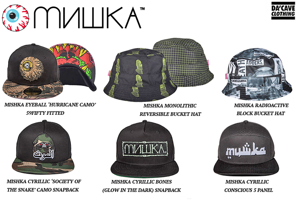 c8508016c86 MISHKA NYC Summer Collection hats in store