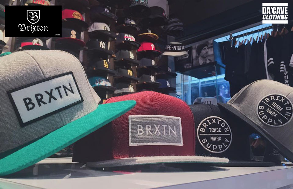 414a1977876e8 Get Brixton new collection at DaCave store | Da'Cave Store Singapore