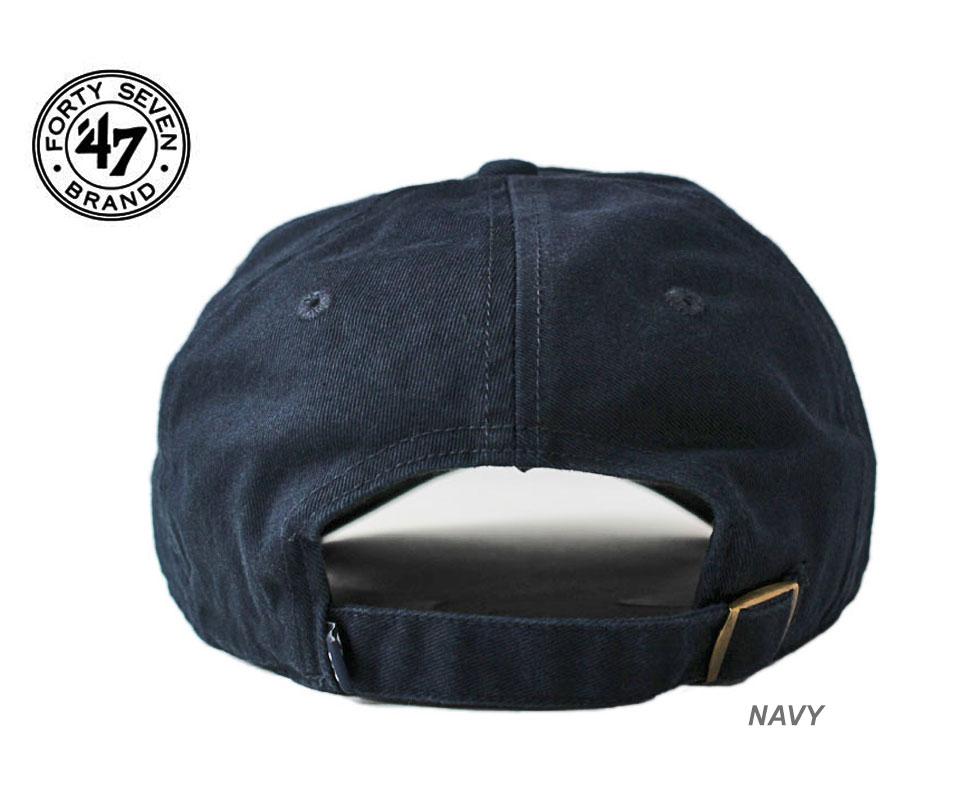 New York Yankees 47 Brand Classic Baseball Cap Curved Brim