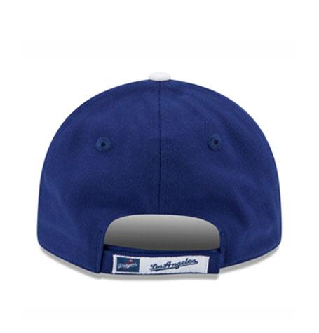 New Era 9forty curved brim Los Angeles Dodgers adjustable cap  5af4b708153