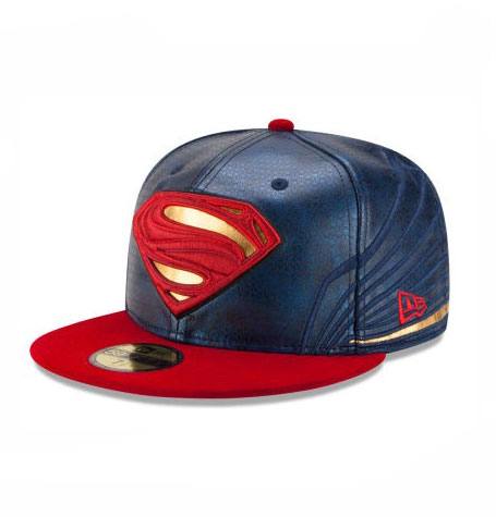 new product d1680 14ced New Era x DC Comics Character Armour Superman 59FIFTY