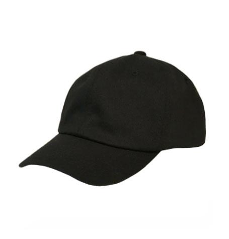 Plain blank caps