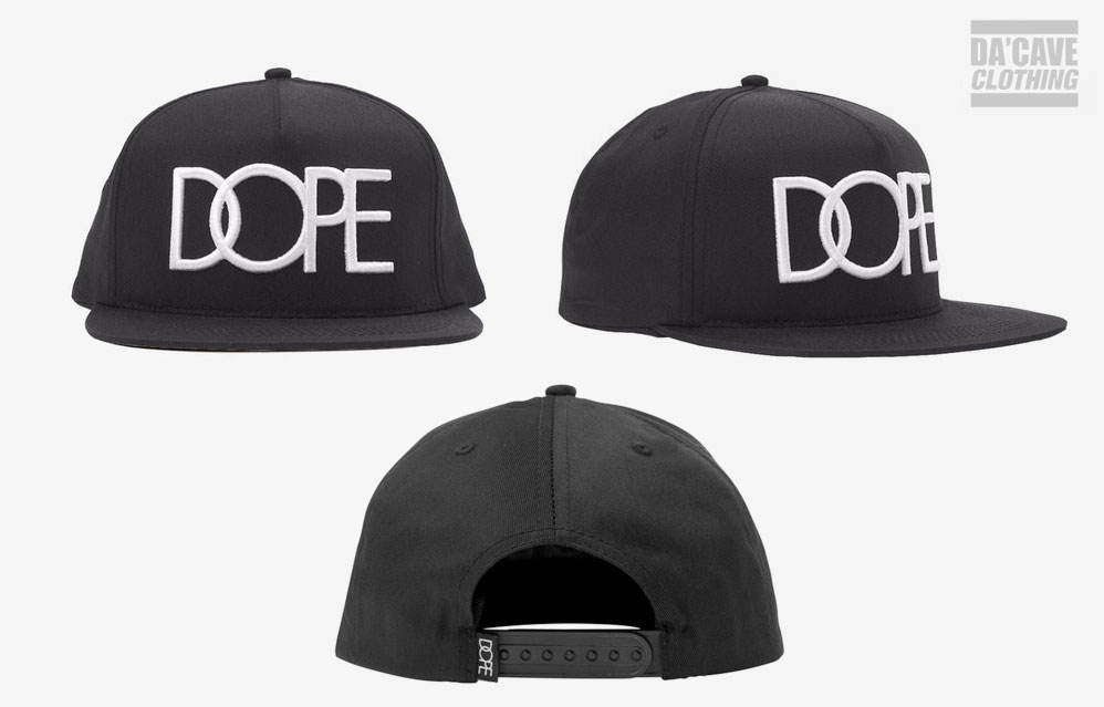 DOPE caps collection Spring 2016 e4c183f3aed