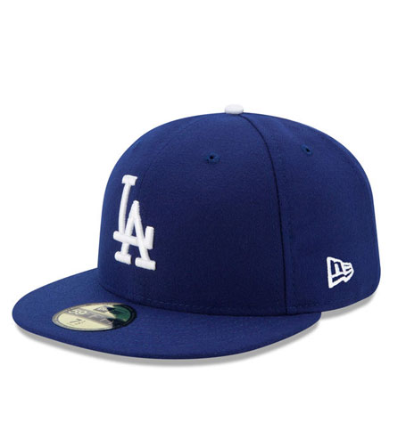 New Era LA Dodgers Authentic On-Field 59FIFTY Game Cap  442582d12dd