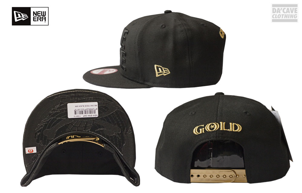 One Piece Film Gold X New Era Collaboration Cap Now In