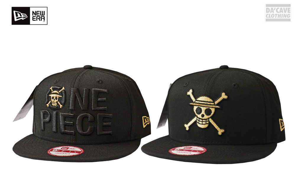 ba865d0853f ... get one piece film gold x new era collaboration cap now in singapore.  93a91 d341e