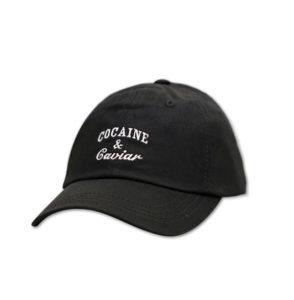 Cocaine-&-Caviar-Dad-Hat