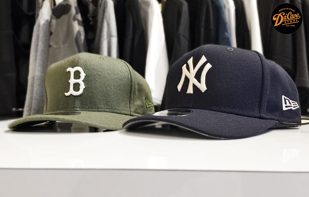 Curved brim Baseball caps 9fifty by New Era Cap co.  d89b33fc0ee