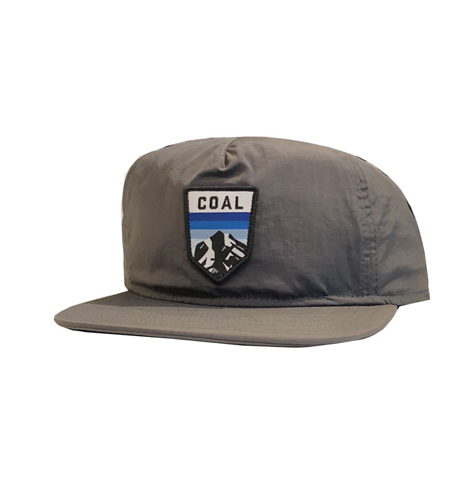 b31efbef6db Coal The Submit Snap back Grey