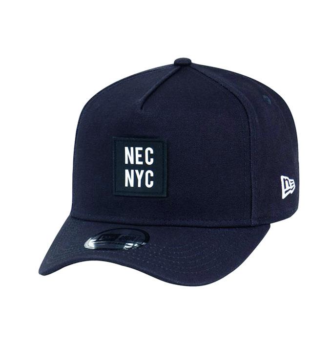 8457cc57 ... hat by new era 52c16 6067e; australia new era 9fifty nec nyc rubber  duck navy canvas d frame snapback da 82ad7 6e248