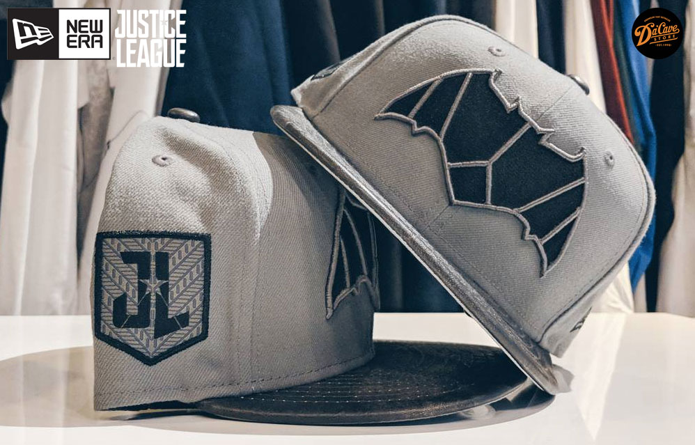 new style 137d5 40abd DC Comics has revealed their new line of New Era Caps from the upcoming  Warner Bros. DCEU film Justice League. BAm! Here come the Justice League  caps by New ...