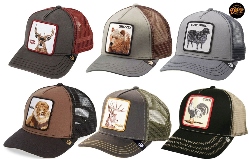 3479566d41ac2 Goorin Bros Animal Series Trucker Caps in Singapore