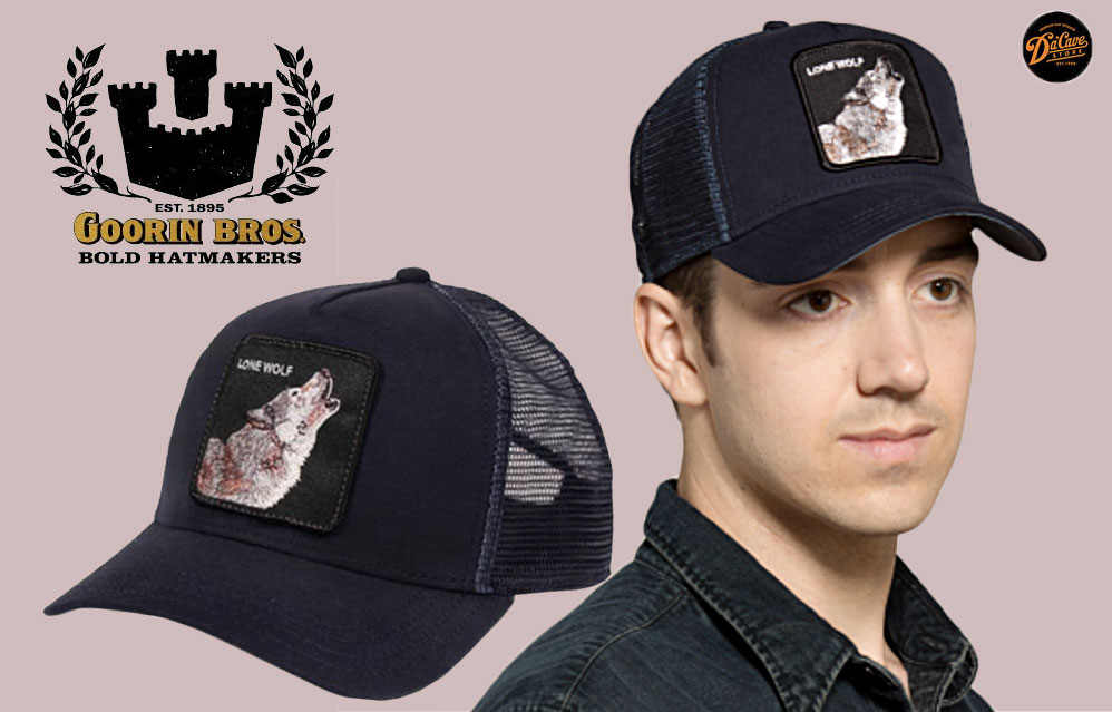 553b636fa100f5 Goorin Bros Animal Series Trucker Caps in Singapore | Da'Cave Store ...