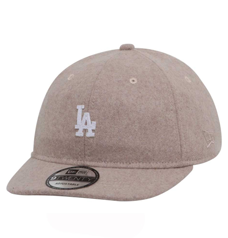 new arrival d69ae f29b4 New Era Los Angeles Dodgers Cooperstown MLB Native Melton Stone 9TWENTY Cap