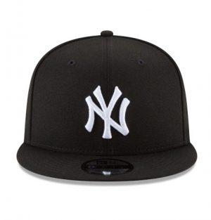 New Era 9Fifty Snapback New York Yankees Black Cap