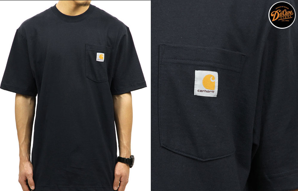 a10396ad68f Finding for USA Carhartt t-shirts in Singapore? Get your Carhartt Pockets  Tees at Dacave store in Singapore.
