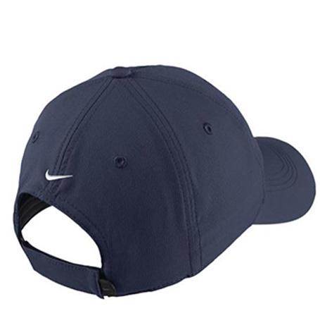 Nike Legacy 91 Tech Swoosh Dark Navy Curved Cap  1c08235f9da