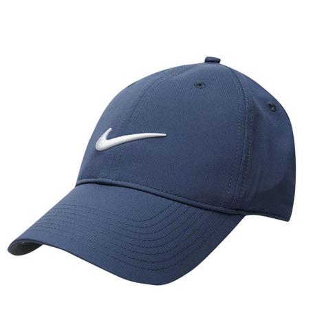 9d8f47f630d Nike Legacy 91 Tech Swoosh Dark Navy Curved Cap