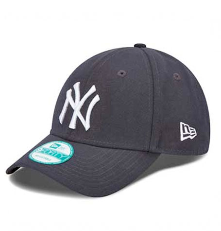 New Era NY Yankees Official Team Navy 9Forty Cap  4436bc874b