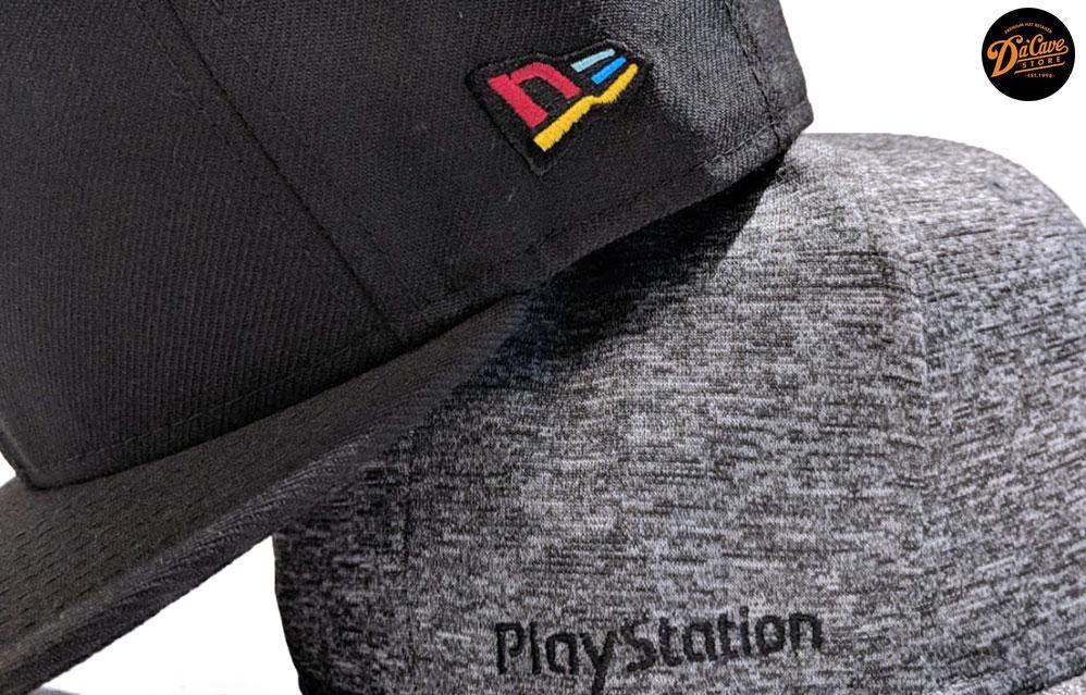 475687f4 New Era X PlayStation Collaboration Cap release   Da'Cave Store ...