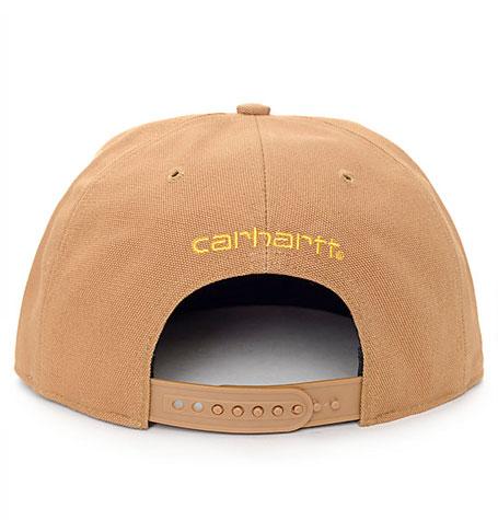 5fed6725363 Carhartt Ashland Brown Snapback Hat