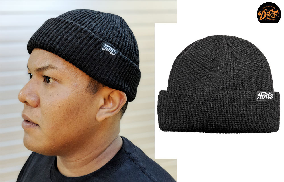 Also known as the hipster beanie. It provides a unique and casual look to  outfits. This close-fitting beanie is characterized by a ... e74dfaa51ff