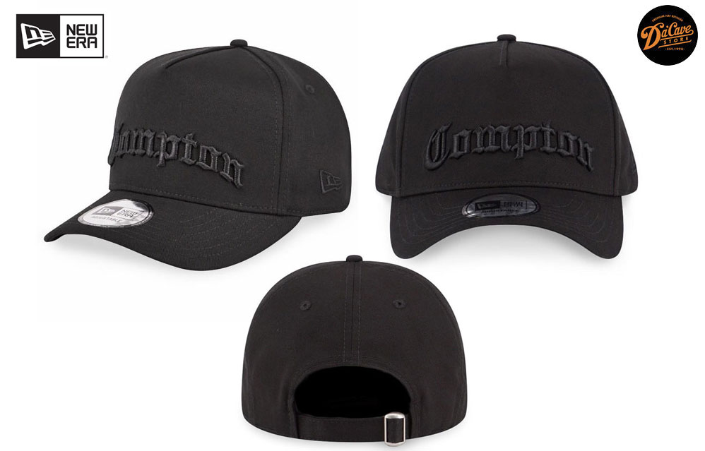 1b981a584ffc1a ... shopping new era asia pacifics compton d frame strap back cap just  dropped at dacave store