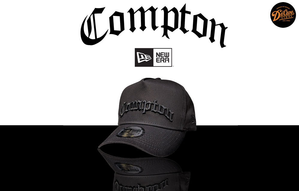 "73f3851e138 New Era s ""COMPTON"" strap back cap"