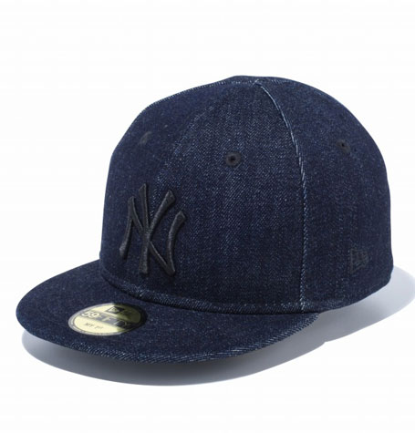 laatu aitoja kenkiä alennuksessa New Era New York Yankees Japan Denim Infant My 1st 59FIFTY Fitted