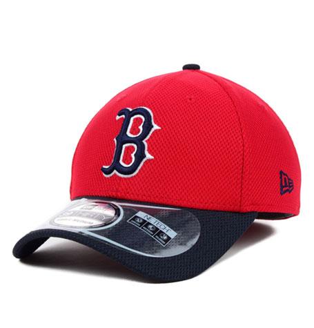 the best attitude 00744 798df NEW ERA 39THIRTY Boston Red Sox DIAMOND 2 Tone STRETCH FIT