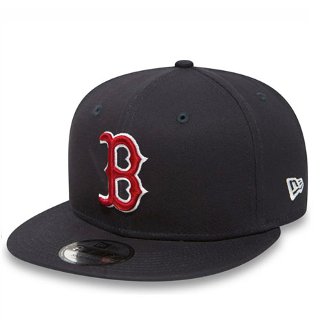 New Era Boston Red Sox Navy 9Fifty Snapback 03c11a743e36