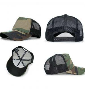ed355f5492d Plain blank caps. New Era 9forty Blank Camo Trucker curved brim adjustable  cap.  39.00