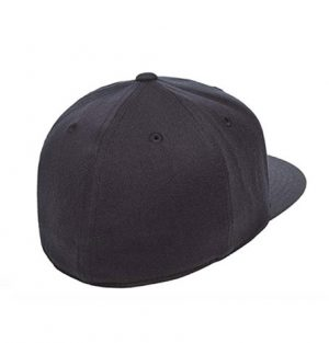 68b503572 Yupoong 6210 FLEXFIT 210® Navy Premium Fitted Cap | Da'Cave Store ...
