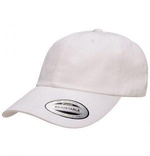 Yupoong Classics® Dad White Cap