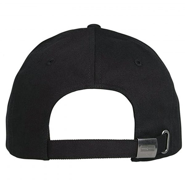 Tommy Hilfiger Black Baseball Cap