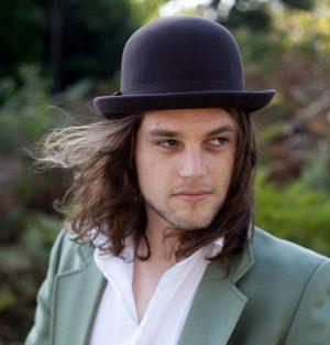 Bowler (Derby) Grey Mix Wool Hat